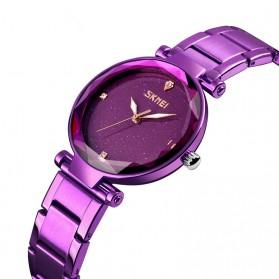 SKMEI Jam Tangan Analog Wanita - 9180 - Purple - 2