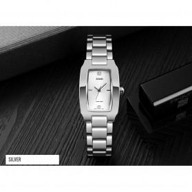 SKMEI Jam Tangan Fashion Wanita - 1400 - Silver - 2