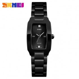 SKMEI Jam Tangan Fashion Wanita - 1400 - Black