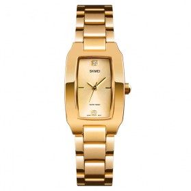 SKMEI Jam Tangan Fashion Wanita - 1400 - Golden