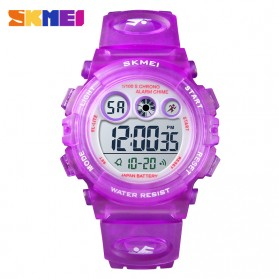 SKMEI Kids Jam Tangan Sporty Anak - 1451 - Purple