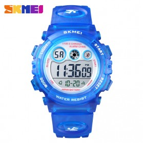 SKMEI Kids Jam Tangan Sporty Anak - 1451 - Dark Blue