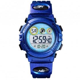 SKMEI Kids Jam Tangan Sporty Anak - 1451 - Light Purple
