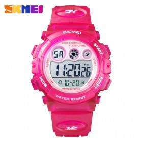 SKMEI Kids Jam Tangan Sporty Anak - 1451 - Rose