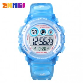 SKMEI Kids Jam Tangan Sporty Anak - 1451 - Light Blue