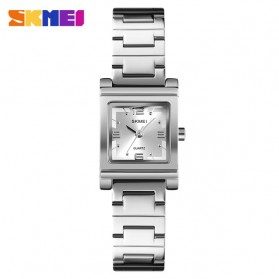 SKMEI Jam Tangan Fashion Wanita - 1388 - Silver
