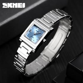 SKMEI Jam Tangan Fashion Wanita - 1388 - Silver - 4