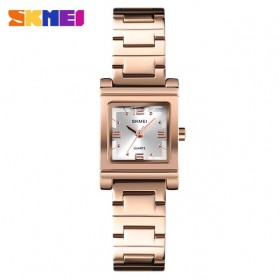 SKMEI Jam Tangan Fashion Wanita - 1388 - Rose Gold