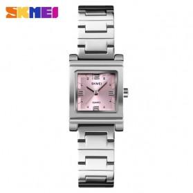 SKMEI Jam Tangan Fashion Wanita - 1388 - Silver/Rose
