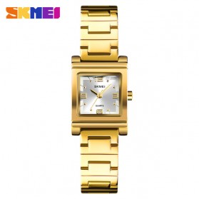 SKMEI Jam Tangan Fashion Wanita - 1388 - Golden
