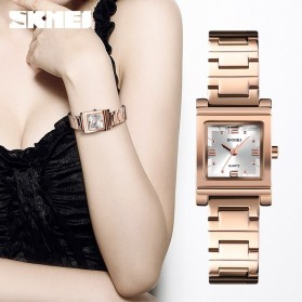 SKMEI Jam Tangan Fashion Wanita - 1388 - Golden - 2