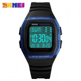 SKMEI Jam Tangan Digital Pria - 1278 - Blue - 1