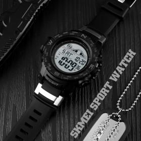 SKMEI Jam Tangan Digital Pria - 1380 - Black - 3