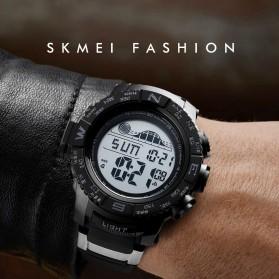 SKMEI Jam Tangan Digital Pria - 1380 - Black - 4
