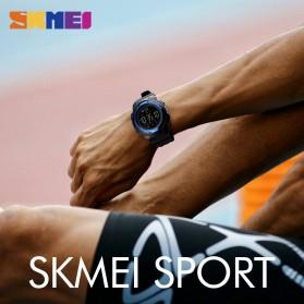 SKMEI Jam Tangan Olahraga Smartwatch Bluetooth - 1440 - Navy Blue - 3