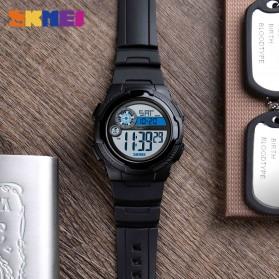 SKMEI Jam Tangan Digital Pria - 1437 - Black - 3