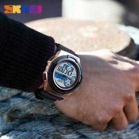 SKMEI Jam Tangan Digital Pria - 1437 - Black - 4