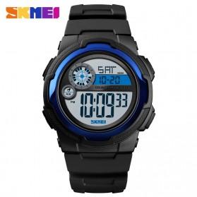 SKMEI Jam Tangan Digital Pria - 1437 - Blue