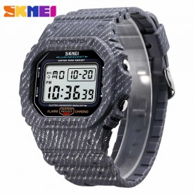 SKMEI Jam Tangan Digital Outdoor Pria - 1471 - Gray