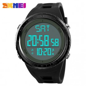 SKMEI Jam Tangan Digital Pria - 1288 - Gray - 2
