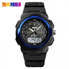 SKMEI Jam Tangan Analog Digital Pria - 1454 - Blue