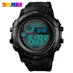 SKMEI Jam Tangan Digital Adventure Pria - 1480 - Black