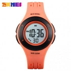 SKMEI Kids Jam Tangan Sporty Anak - 1455 - Orange