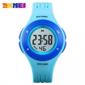 SKMEI Kids Jam Tangan Sporty Anak - 1455 - Blue