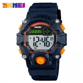 SKMEI Kids Jam Tangan Sporty Anak - 1484 - Orange