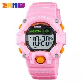 SKMEI Kids Jam Tangan Sporty Anak - 1484 - Pink
