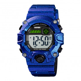 SKMEI Kids Jam Tangan Sporty Anak - 1484 - Purple