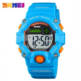 SKMEI Kids Jam Tangan Sporty Anak - 1484 - Dark Blue