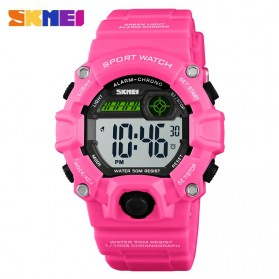 SKMEI Kids Jam Tangan Sporty Anak - 1484 - Rose