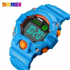 SKMEI Kids Jam Tangan Sporty Anak - 1484 - Light Blue - 2
