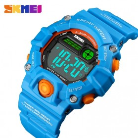 SKMEI Kids Jam Tangan Sporty Anak - 1484 - Army Green - 2