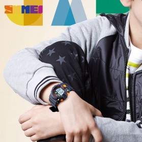 SKMEI Kids Jam Tangan Sporty Anak - 1484 - Army Green - 3