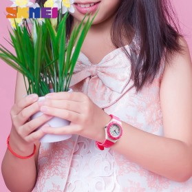 SKMEI Kids Jam Tangan Sporty Anak - 1483 - Red - 4
