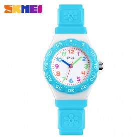 SKMEI Kids Jam Tangan Sporty Anak - 1483 - Light Blue