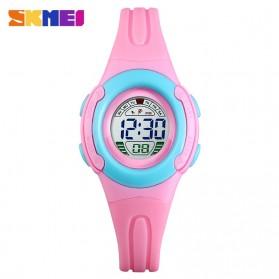 SKMEI Kids Jam Tangan Sporty Anak Waterproof - 1479 - Pink