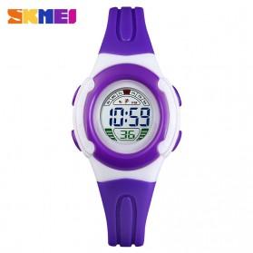 SKMEI Kids Jam Tangan Sporty Anak Waterproof - 1479 - Purple