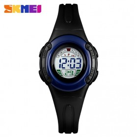 SKMEI Kids Jam Tangan Sporty Anak Waterproof - 1479 - Black