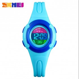 SKMEI Kids Jam Tangan Sporty Anak Waterproof - 1479 - Blue