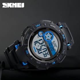 SKMEI Jam Tangan Digital Pria - 1467 - Blue - 3