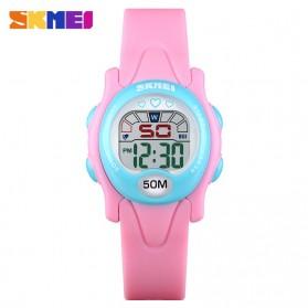 SKMEI Kids Jam Tangan Sporty Anak - 1478 - Pink