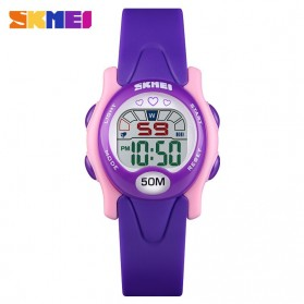 SKMEI Kids Jam Tangan Sporty Anak - 1478 - Purple