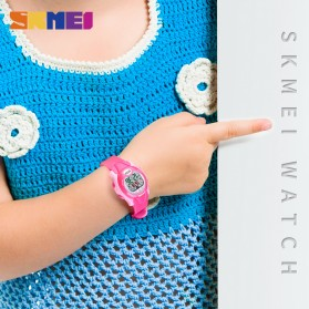 SKMEI Kids Jam Tangan Sporty Anak - 1478 - Purple - 3
