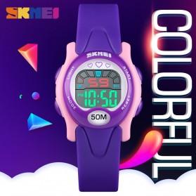 SKMEI Kids Jam Tangan Sporty Anak - 1478 - Purple - 4