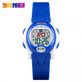 SKMEI Kids Jam Tangan Sporty Anak - 1478 - Dark Blue
