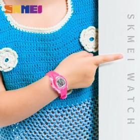 SKMEI Kids Jam Tangan Sporty Anak - 1478 - Rose - 3