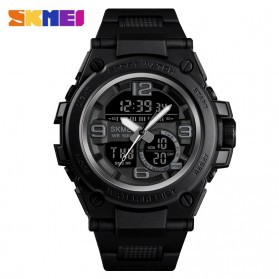 SKMEI Jam Tangan Analog Digital Pria - 1452 - Black